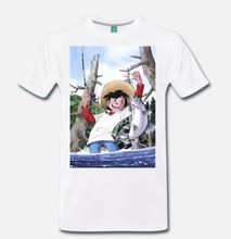 T-shirt avec personnage de dessin animé, MEME, hommage, SAMPEI, garçon, PESCATORE, 80 1