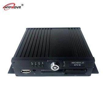 HYFMDVR, venta al por mayor, monitoreo local, tarjeta SD MDVR, grabación en bucle, carga, coche, grúa, autobús escolar