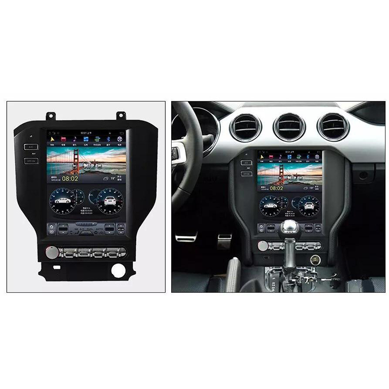 CHOGATH 10.4 ''android 7.0 Vertical Screen 2+32G Car Radio GPS Multimedia Stereo GPS