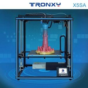 2019 Tronxy X5SA 24V New Upgra