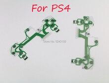 20PCS Original New JDS 055 Controller Conductive Film Conducting Film Keypad flex Cable For Playstation 4 PS4 slim Pro JDS 055