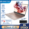 Notebook Jumper EZBOOK X3 Air Intel N4100 13.3 inch 1920*1080 8GB DDR4 128GB SSD Windows 10 Tablet Laptops