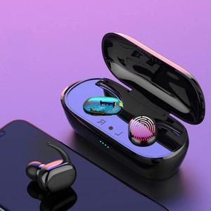 Wireless Earphones Auriculares TWS Bluetooth 5.0 Earphone Gaming Headset Earbud For Huawei iPhone Samsung Touch Control With Mic