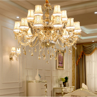 Modern Lighting Fixture Chandeliers Crystal Chandelier for Bedroom Crystal Classic Chandeliers Dining Room Lights Indoor Lamp