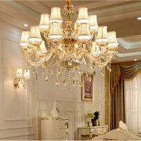 Modern Lighting Fixture Chandeliers Crystal Chandelier for Bedroom Crystal Classic Chandeliers Dining Room Lights Indoor Lamp