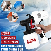 220V 650W Spray Craft Painting Tool Spray Model Airbrush Electric HVLP Paint Sprayer Painting Sprayers DIY spray paint