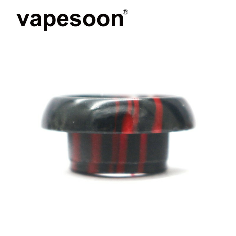 Wide Bore Mouthpie 810 Drip Tip For Vape Vaporizer Atomizer Goon V1.5/528 RDA Pulse 24 RDTA Kylin M RTA Etc