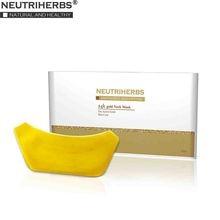 Neutriherbs 24K Gold Neck Mask Collagen Health Soothing Exfoliating Moisturizer