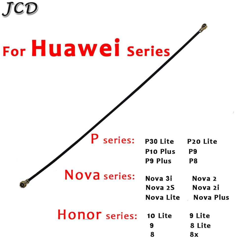 JCD For Huawei P30 P20 Lite P10 P9 Plus P8 Honor 10 9 8 Lite Nova 3i 2i Antenna Signal Wifi Coaxial Connector Aerial Flex Cable