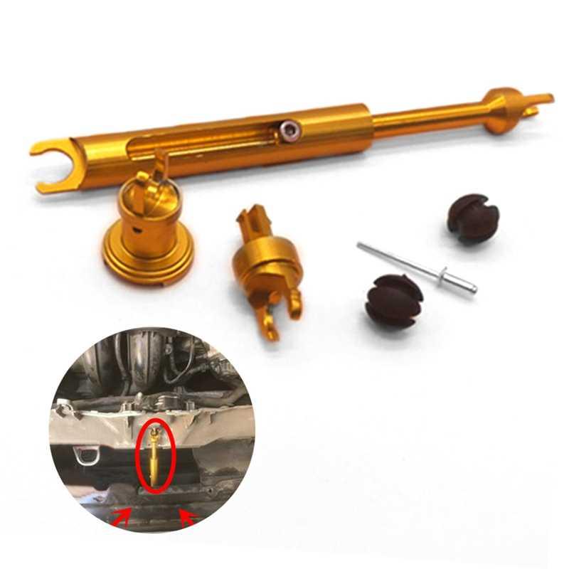 カーアクセサリー合金リリースタイロッドフロントグリルカバーフードロックラッチ接続ロッドのためのフォードフォーカス 2 Mk2 c-max