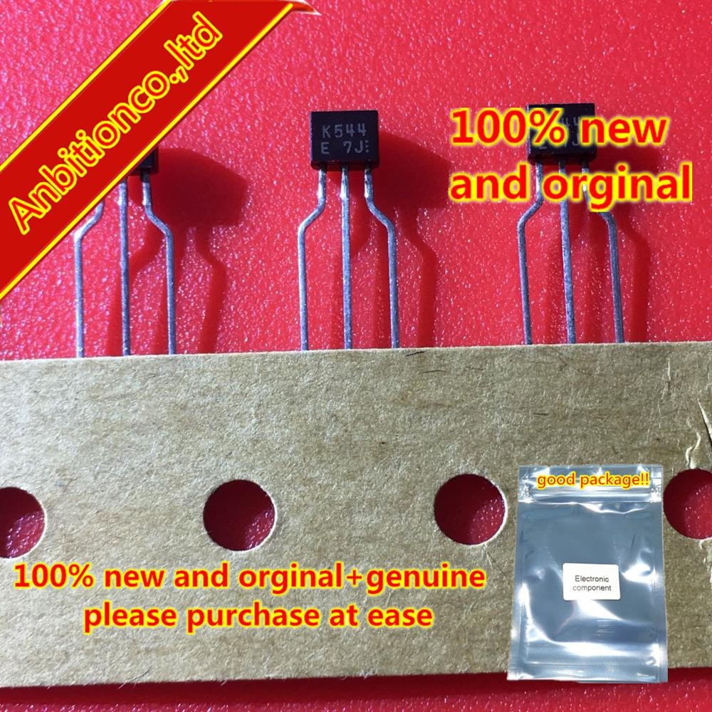 10pcs  100% New And Orginal 2SK544E K544E TO-92 In Stock