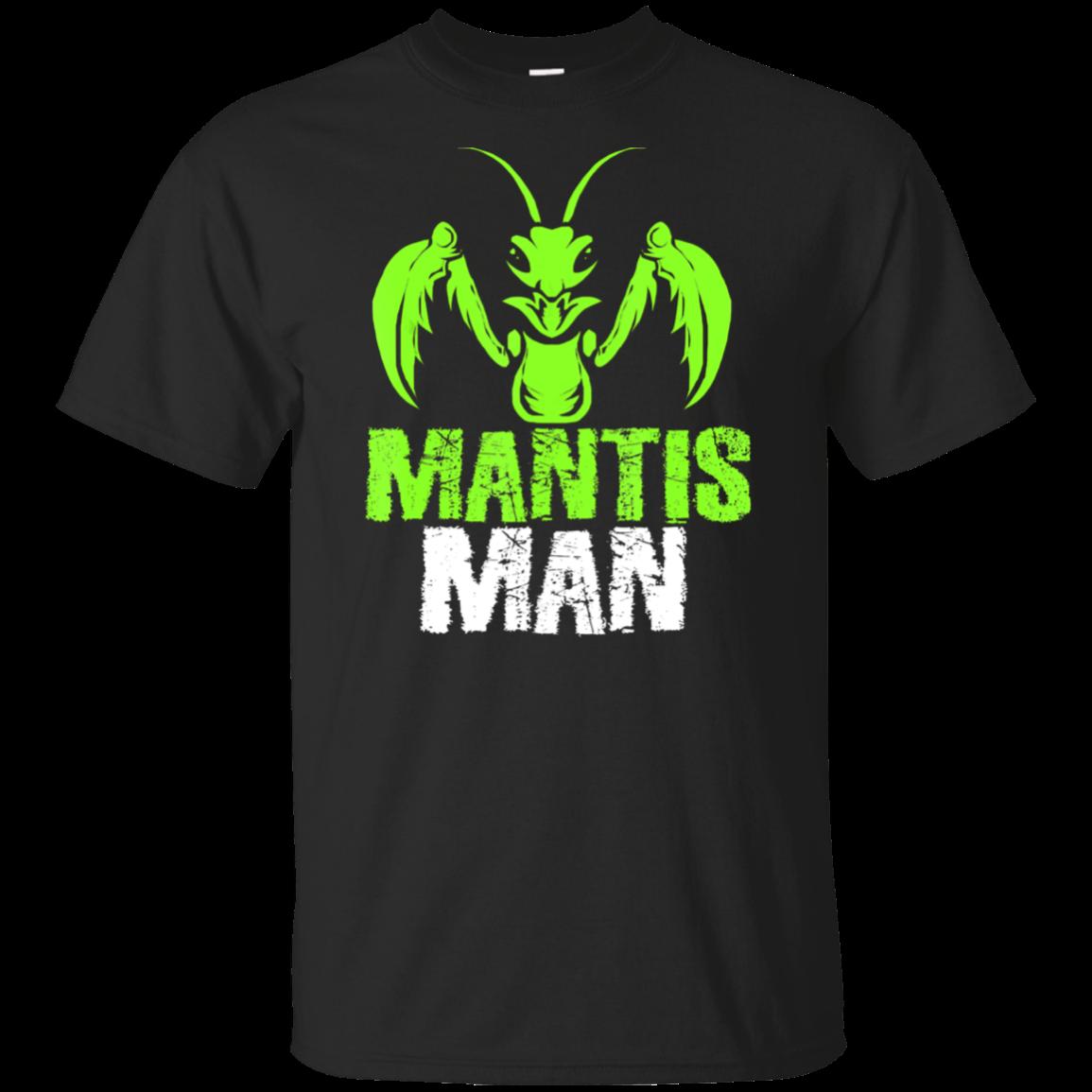 MANTE RELIGIEUSE Praying Mantis NWOBHM Budgie Samson ANGEL WITCH NEW T-Shirt Noir