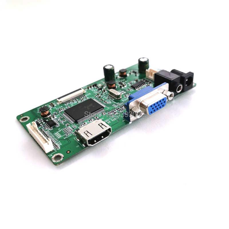 """ل LP173WD1-TPE1 LP173WD1-TPE2 17.3 """"HDMI + VGA عرض تحكم محرك مجلس دفتر الكمبيوتر لوحة WLED EDP 30Pins 1600*900 لتقوم بها بنفسك عدة"""