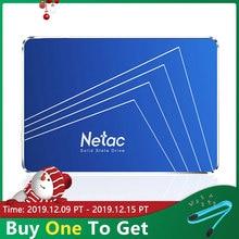 Netac N600S SSD 720 ГБ ТБ 2,5 дюйма SATA 3 HD SSD жесткий диск 720 ГБ 1 ТБ ноутбук Внутренний твердотельный накопитель для ноутбука Настольный ПК