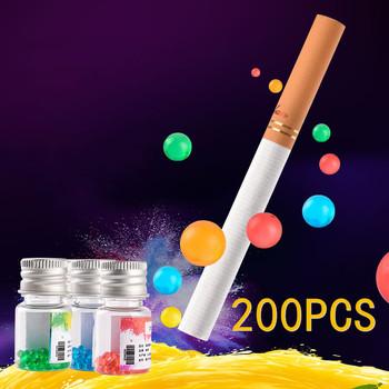 200 100pc Flavour papieros Pops koraliki owoce smak miętowy smak papieros Holder akcesoria do palenia prezent dla mężczyzny papieros Holder tanie i dobre opinie CN (pochodzenie) MZL777