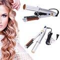 Щетка для волос, быстрый выпрямитель для волос, щипцы для завивки и выпрямления, парикмахерские инструменты, электрические щипцы для завивк...