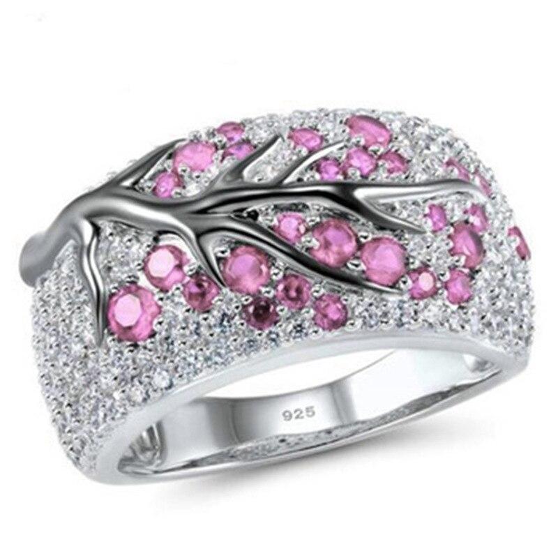 Genuine amethyst ring 2