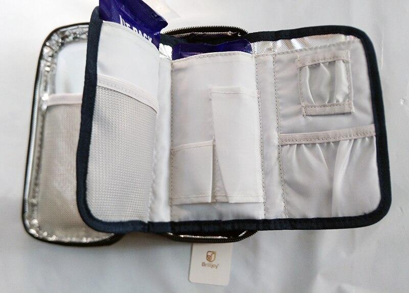 térmico saco de gelo médica Diabéticos Viagem