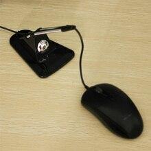 Tie Clips Black Portable Mouse