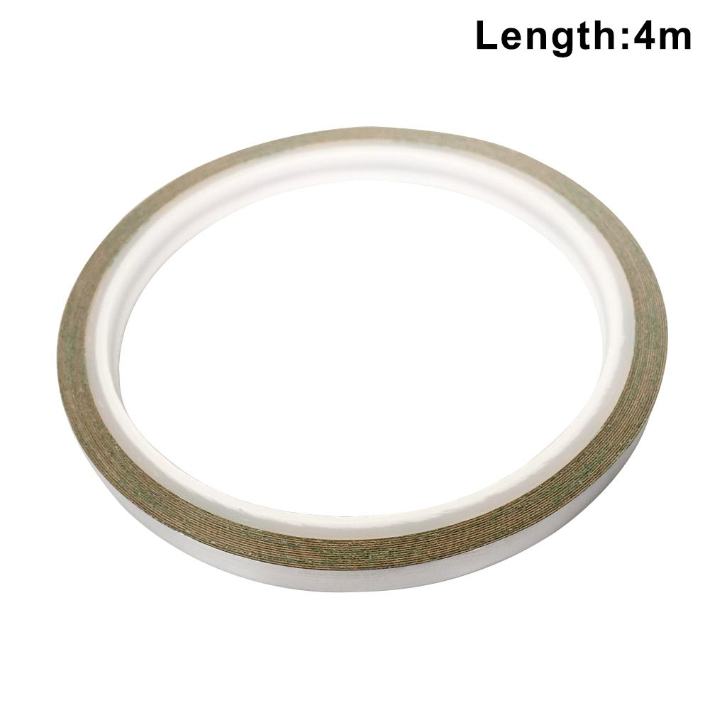 Thick Weighted Lead Tape Sheet Heavier Sticker Balance Strips Aggravated For Tennis Badminton Racket Golf Clubs 0.18mm 4 Meters