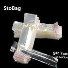StoBag 1000pcs 5*17c...