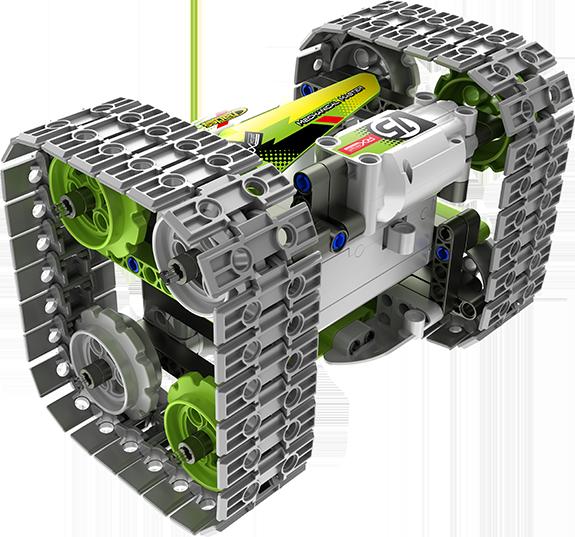 Technic Building Blocks DIY RC Car Remote Control Robot Racer Stunt Car 353pcs Building Blocks Bricks Toys For children Gifts 3