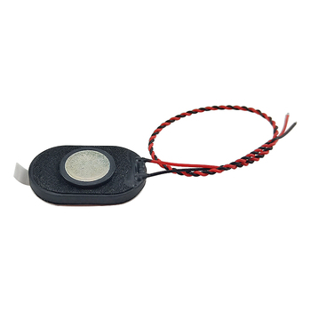 GHXAMP 24*15mm Speaker Unit 8ohm 1w Mini Oval Loudspeaker for 1524 Tablet Computer 10PCS 6