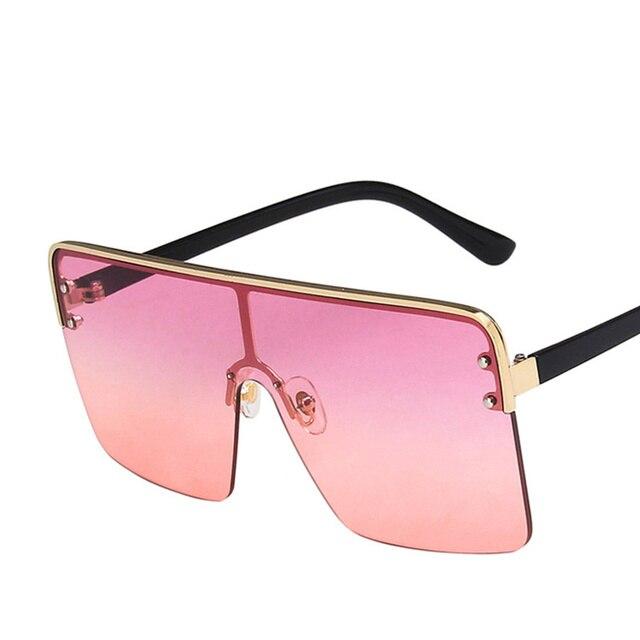 Фото очки солнцезащитные женские с градиентными линзами стильные цена