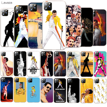 Freddie Mercury Queen band Hard Phone Case for Apple iPhone 11 Pro Cover Max Cases