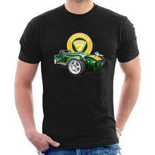 CATERHAM SUPER 7 T-SHIRT Lotus Seven Super lightweight sports car ALL SIZES Cool Casual pride t shirt men Unisex sbz1448