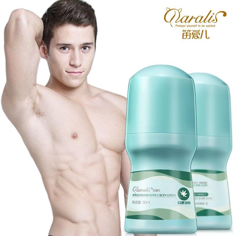 Daralis 50ml Forester Ball Body Lotion Antiperspirants Underarm Deodorant Odor Remover Antiperspirant Fragrance Roller Refresh