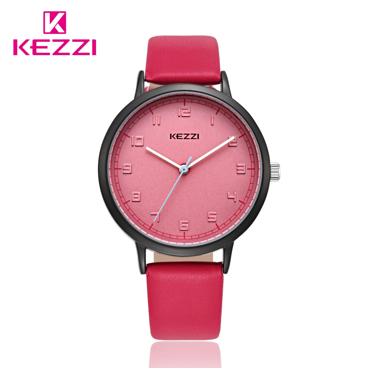 여성 가죽 시계 클래식 디자인 직사각형 Femal 방수 시계 패션 브랜드 손목 시계