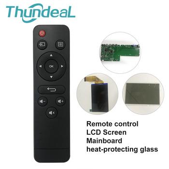 YG400 GM60 C80 F30 T26K M5 M5W GP90 GP70 LED96 YG300 pilot zdalnego sterowania lampa LED listwa zasilająca płyta główna akcesoria projektora tanie i dobre opinie thundeal Projector accessories