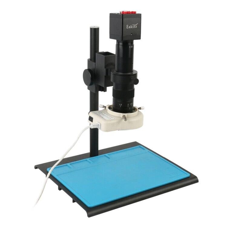 SONY IMX307 HDMI VGA 1080P 180X 300X Industrial Video Electronic Digital Repair Microscope Camera For Phone PCB Soldering Repair