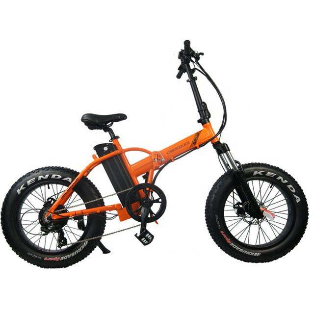 Smart Electric Bicycle With Waterproof Connector Whole 36V 350W Off Road Portable Electric Bike For Adults