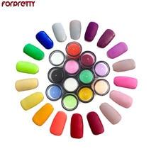 Polimero – poudre acrylique brillante pour ongles, Pigment monomère Opaque, néon, Art de manucure et de pédicure