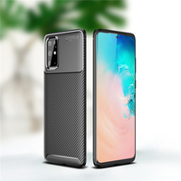 case samsung galaxy For Samsung Galaxy S11 Case Business Style Silicone Shell Coque Back Phone Cover For Galaxy S11 Protective Case For Samsung S11 (2)
