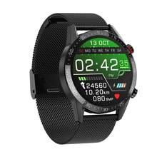 Для мужчин часы ЭКГ Смарт ip68 Водонепроницаемый спортивные