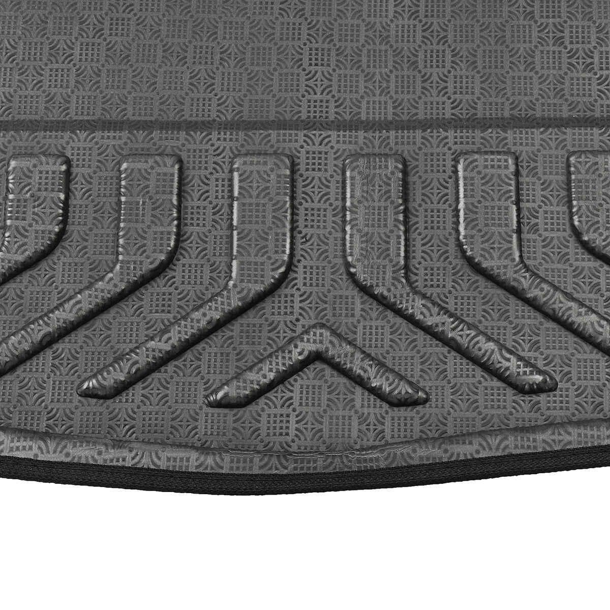 لمازدا CX-5 CX5 MK2 2017 2018 الخلفية حمولة حقيبة السيارة التمهيد بطانة تصفيف السيارة الداخلية اكسسوارات سجادة مقاومة للماء للصدمات