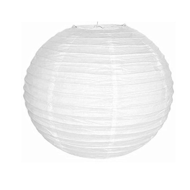 Grande lanterne en papier 145 16 pouces lanternes en papier blanc, 48 20 pouces lanternes blanches, 100 14 pouces lanternes blanches, 15 24 pouces lanternes,