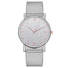 2020 Fashion Ladies Quartz Bracelet Watch Female Stainless S