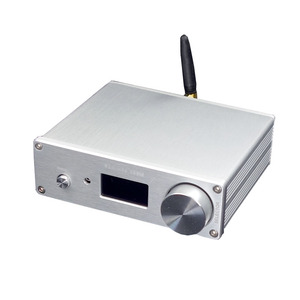 Image 4 - المزدوج AK4493EQ DSD DAC بلوتوث 5.0 APTX HD لاعب لاسلكي محوري الألياف DAC دعم XMOS Amanero USB مع شاشة OLED T0804