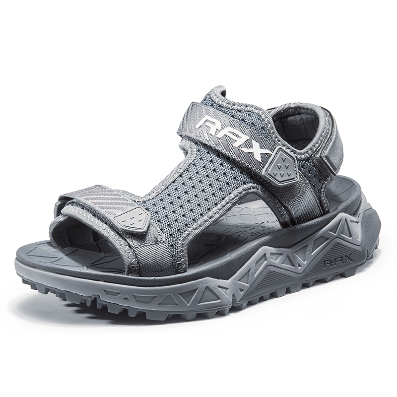 RAX Mens Sports Sandals Summer Outdoor Beach Sandals Women Aqua Trekking Water Shoes Men Upstream Shoes Women Fishing Shoes