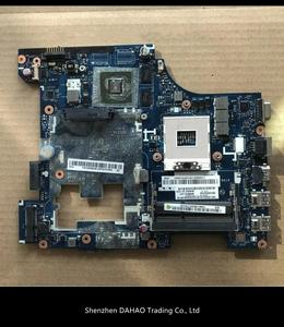 QIWG5_G6_G9 LA-7981P MB placa base original para Lenovo G480 Laptop motherboard With HM76 GT610M 1GB Video card 100% Test OK