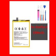 Nuovo 3300 Mah Mah di Buona Qualità Smart Phone Batterie BLP657 per Oneplus 6 Uno Più 6 Batteria Oneplus Sei 1 +