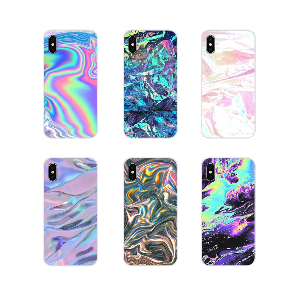 Accessories Phone Shell Covers For <font><b>Samsung</b></font> <font><b>Galaxy</b></font> J1 J2 J3 J4 J5 <font><b>J6</b></font> J7 J8 Plus 2018 Prime 2015 2016 2017 Holographic <font><b>Art</b></font> Cute image