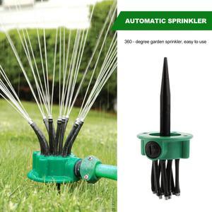 360 градусов садовый автоматический газонный спринклер садовый инструмент для орошения можно отрегулировать под любым углом Распылительна...
