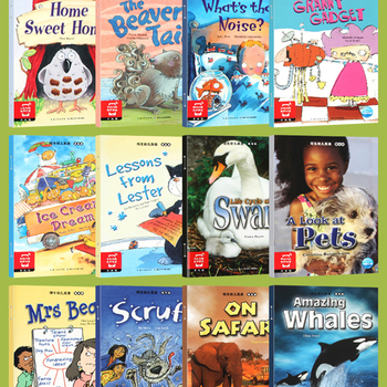 Random 8 Books 21x15cm English Enlightenment Storybook Children Color Picture Reading Story Book For Kids Bedtime Stories