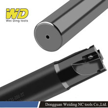 High speed indexable tool holder 300r C10 C12 C14 C15 C16 C19 C20 C25 rod Right angle 90 degree milling cutter for APMT1135