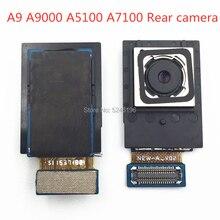 1pcs Back big Main Rear Camera front camera Module Flex Cable For Samsung Galaxy A9 A9000 A5100 A7100 C5 C7